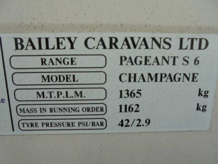 2008 Bailey PAGEANT CHAMPAGNE