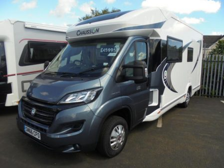 2016 Chausson WELCOME 620 AUTO