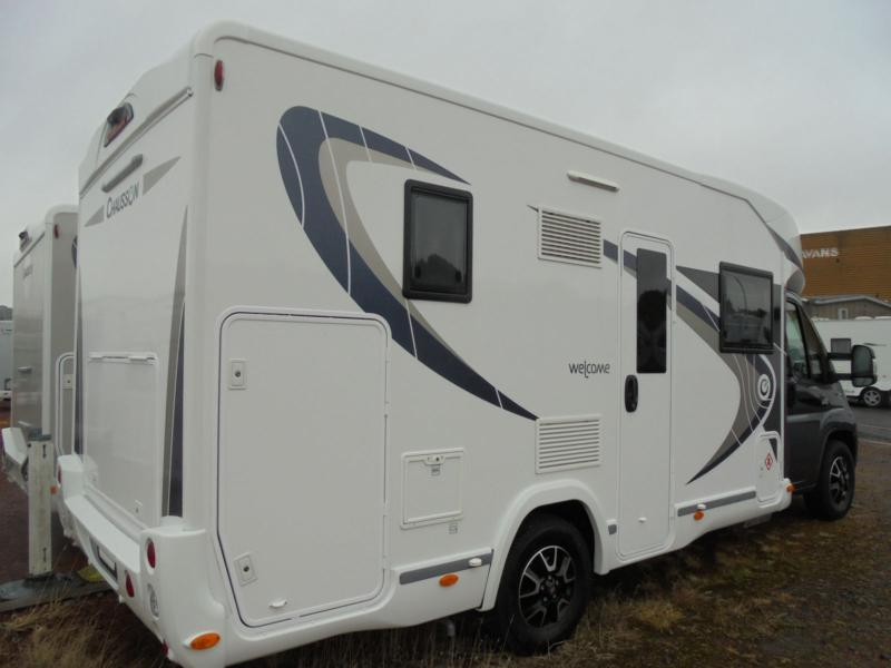 2018 Chausson WELCOME 640 150
