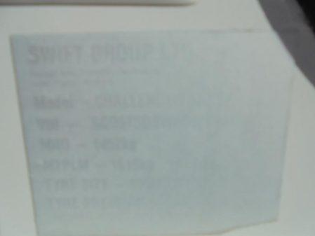2011 Swift CHALLENGER 530 SR