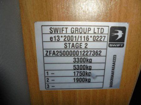 2009 Swift SUNDANCE 530 LP