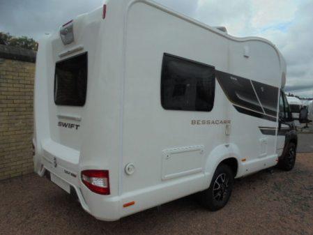 2018 Bessacarr E500 E562 130