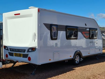 2014 Sterling Eccles Moonstone Incl Mover